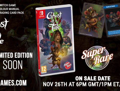 Big Adventures Come with Small Heroes in Ghost of a Tale's Super Rare Games Edition