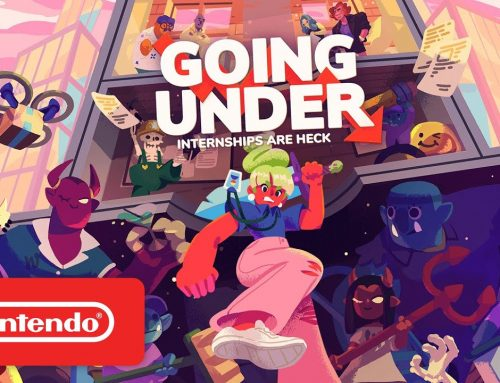 REVIEW – Going Under