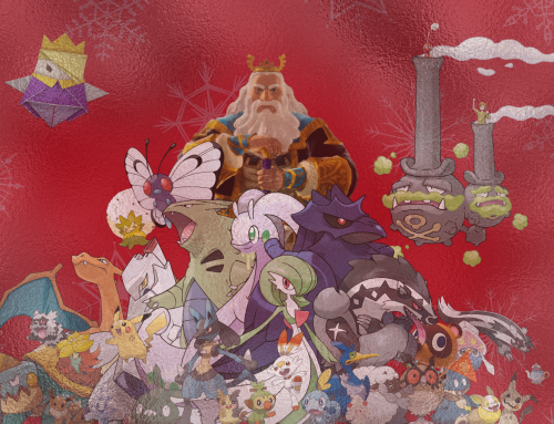 The 12 Games of NintyMas – 2020 Edition