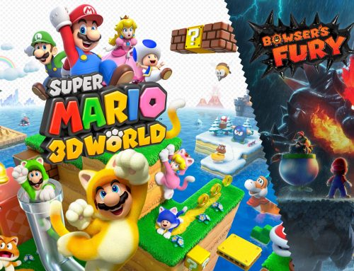REVIEW – Super Mario 3D World + Bowser's Fury