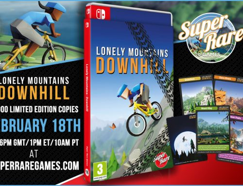 Lonely Mountains: Downhill Takes it up a Gear with Super Rare Physical Edition