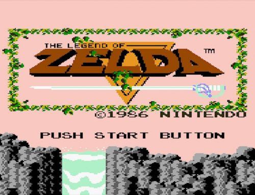 The Legend of Zelda – Every Journey Has a Beginning