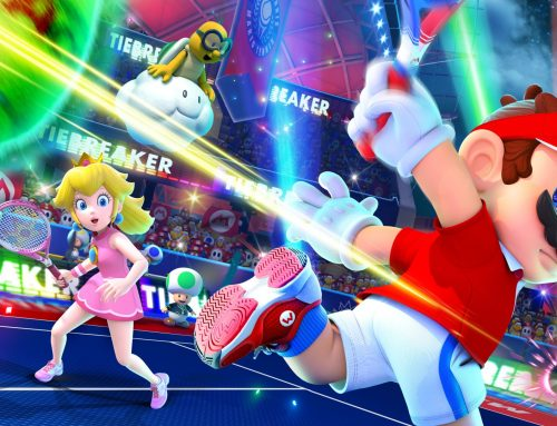 Mario Sports Retrospective Part One –  Mario Tennis