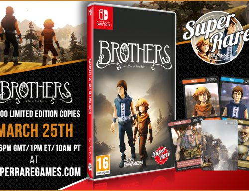 Brothers: A Tale of Two Sons Goes Super Rare