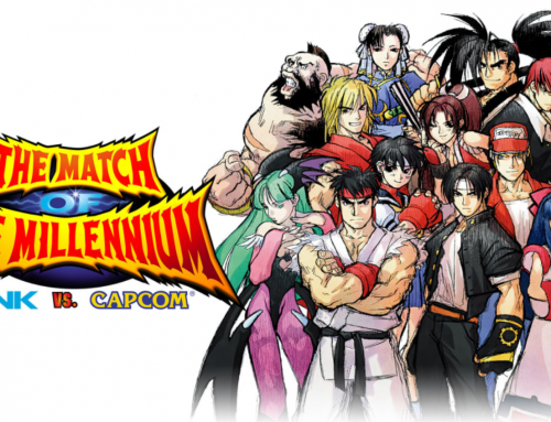 REVIEW – SNK VS. CAPCOM: The Match of the Millennium