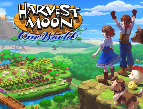 REVIEW – Harvest Moon: One World