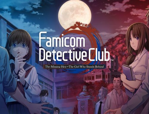 REVIEW – Famicom Detective Club: The Missing Heir & The Girl Who Stands Behind